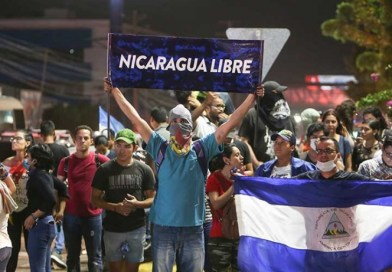 Nicaragüenses exigen ahora la salida del presidente Daniel Ortega