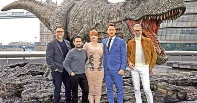 'Jurassic World: el reino caído'; heredero de Spielberg