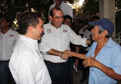 Vamos a votar con responsabilidad, sin provocaciones comentó Felipe Cervera a las personas del sur de Mérida