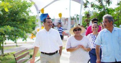 El Ayuntamiento construye nuevas áreas de esparcimiento para fortalecer el tejido social