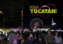 Más de 255 mil personas visitaron el fin de semana la Feria Yucatán Xmatkuil 2018