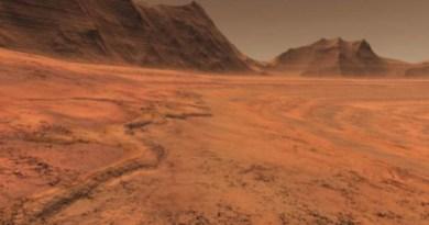 Escucha el sonido del viento captado en Marte por la NASA