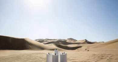 'Africa' de Toto sonará 'para siempre' en un desierto
