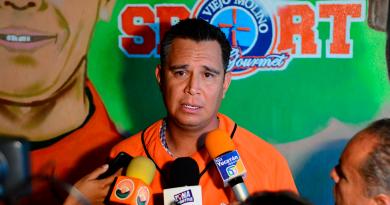 Luis Carlos Rivera está feliz de dirigir a los Leones