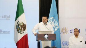 El Ayuntamiento de Mérida le apuesta a la cultura de la prevención en temporada de huracanes
