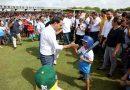 El gobernador Mauricio Vila inaugura las Academias de Iniciación Deportiva en el sur del estado