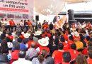 Defender las causas de los campesinos: Alejandro Moreno