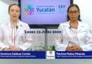 #ReporteCOVID19 #YUCATÁN: LUNES CON 4,794 RECUPERADOS, 109 NUEVOS POSITIVOS A CORONAVIRUS Y 16 MUERTES POR COVID-19