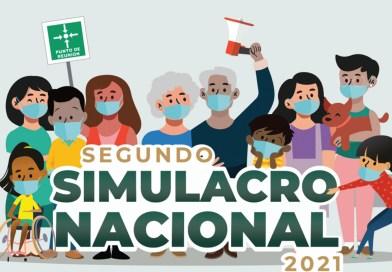 Convocan a la población de Yucatán a participar en el Segundo Simulacro Nacional