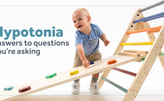 Hypotonia Low Muscle Tone In Kids Surestep
