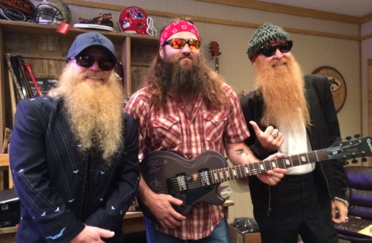 dusty hill billy gibbons