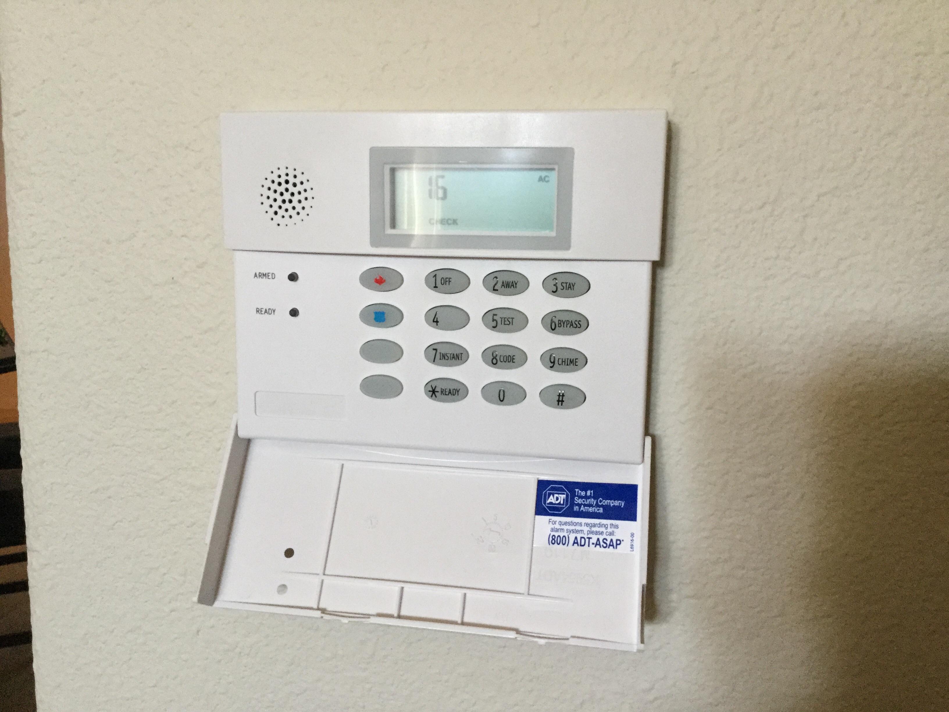 Adt Safewatch Keypad Wiring Diagram | Wiring Diagram Liry on