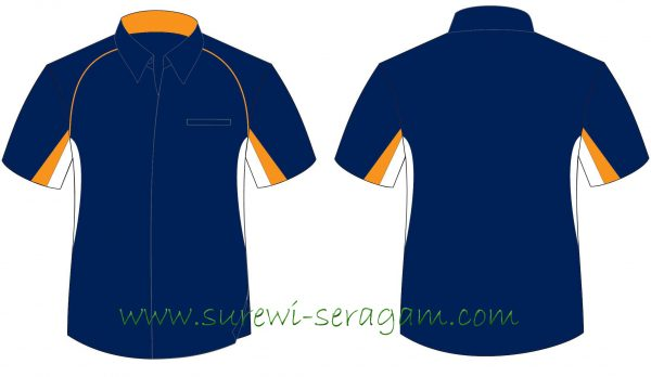 Desain Seragam Kerja Keren CV Surewi Wardrobe