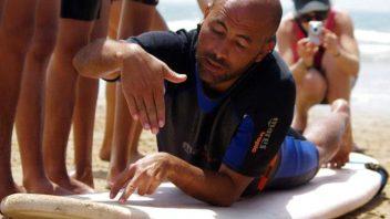 Серфинг с инструктором