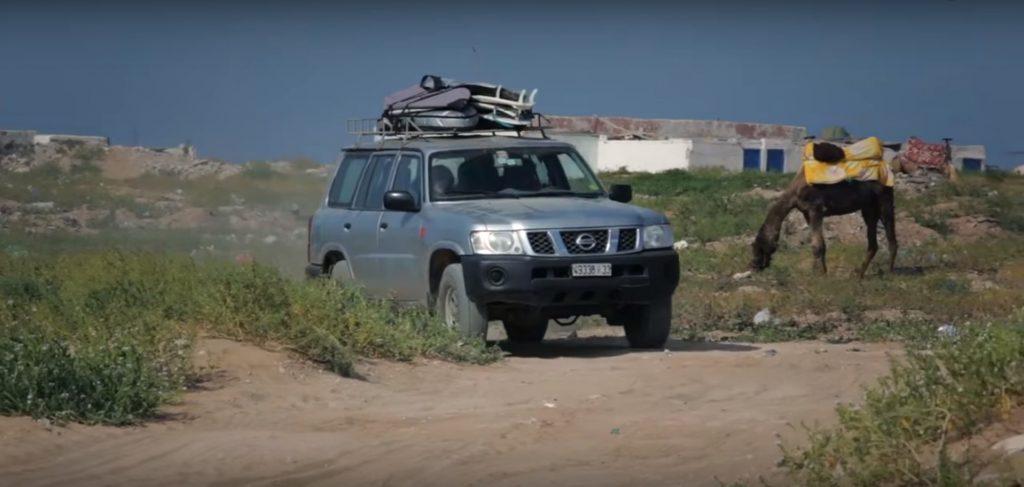 Серф-гид в Марокко