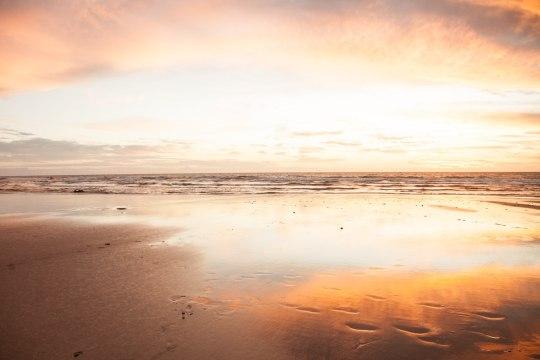 Красивый закат | Школа серфинга в Марокко Surf-Burg