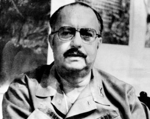 Anastasio Somoza Debayle. Président du Nicaragua. Histoire du Nicaragua. Politique du Nicaragua.