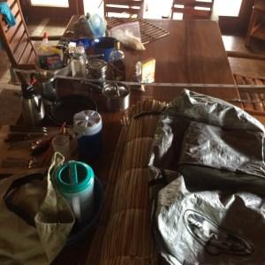 Surftrip Popoyo - Matériel de camping pour 3 jours