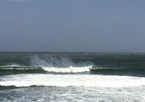 Surf trip à Popoyo - Vague popoyo jour 2
