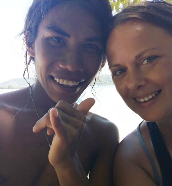 Gründer von Surf Fitness Online Ramona und Hendrik helfen dir besser surfen