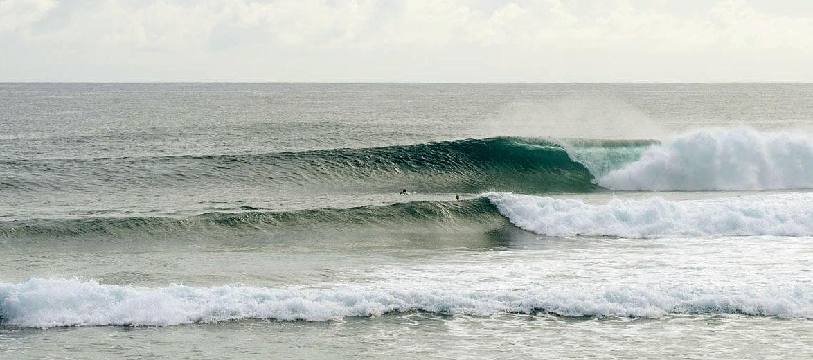 Сёрфинг на Филиппинах. Спот Cloud 9