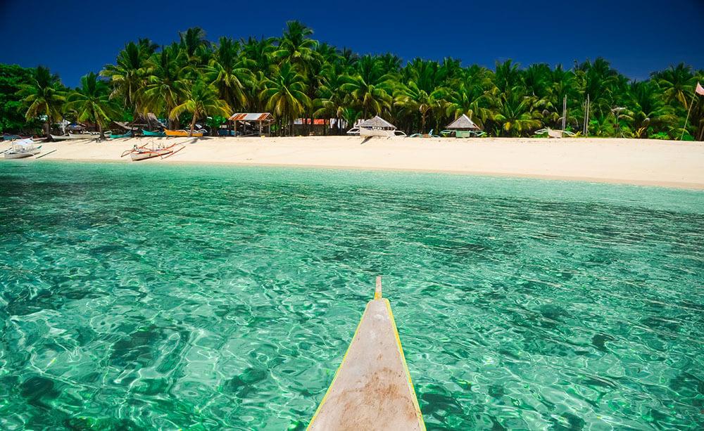 Сёрфинг на Филиппинах