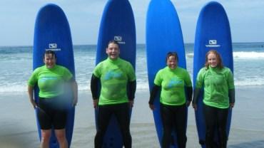 Surf Lesson Group Discounts