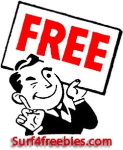 surf4freebies free stuff by mail