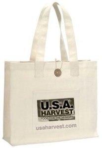free tote bag offer