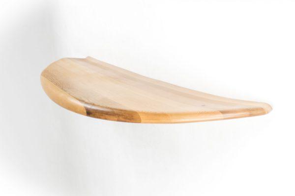 Wood Surfboard Shelf