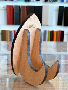 Wood Paddle Holder