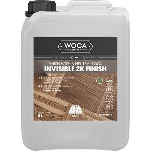 WOCA Invisible 2k Finish