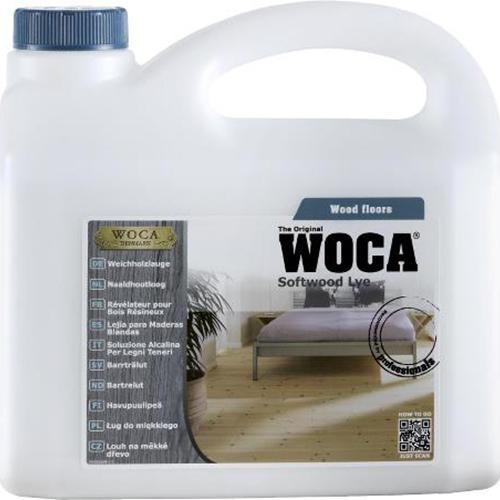 WOCA Softwood Lye