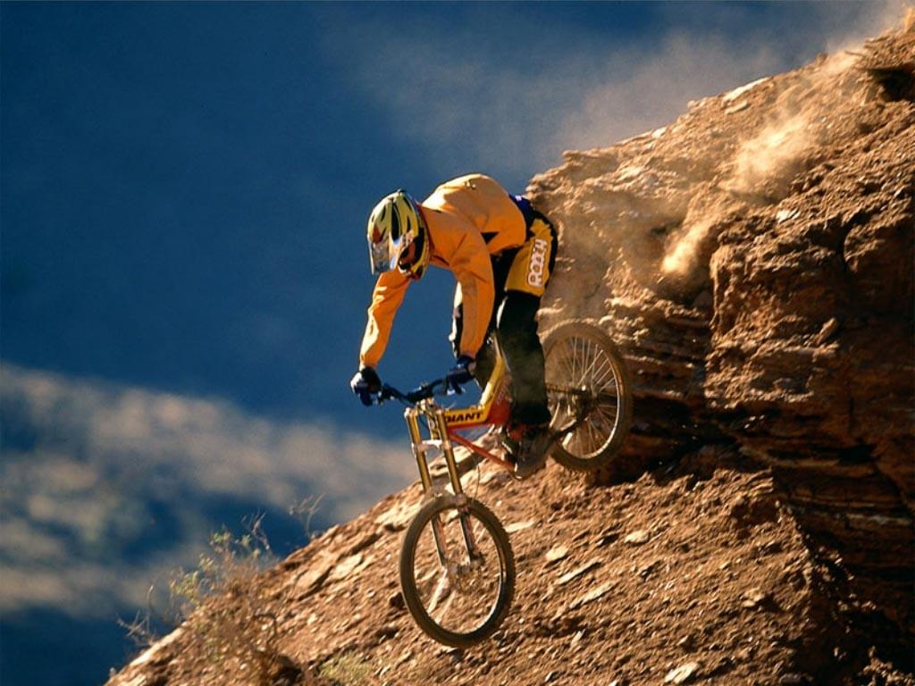 Downhill Mountain Biking  Fat Bike Blog