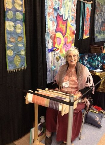 2017 Elizabeth weaving