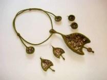 Jewelry with Judit Tóth-Pócs