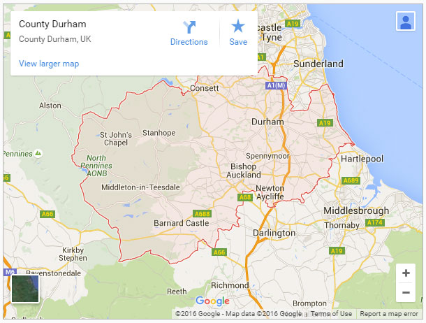 Surface Dressing Contractors in County Durham