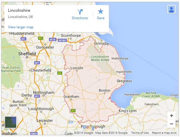 Map Of England Lincolnshire.Map Of Lincolnshire England Chesterton Surfacing Surface
