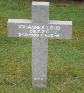 Lohs Memorial