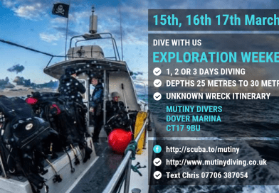 Mutiny Divers Exploration Long Weekend