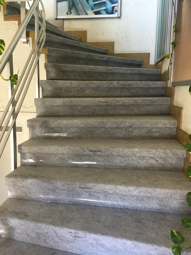 non slip stair protection