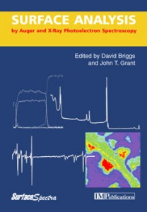 Surface Analysis by Auger and X-Ray Photoelectron Spectroscopy