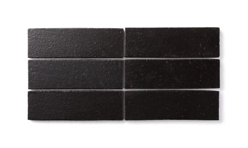 Black Hills Glaze Thin Brick Slipper