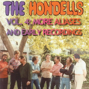 The Hondells Vol.4 A