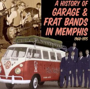History of Garage & Frat Bands 1