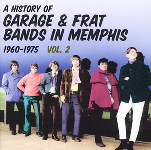 History of Garage & Frat Bands 2a