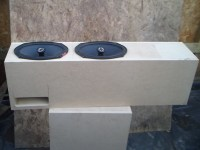 6x9 speaker enclosure design