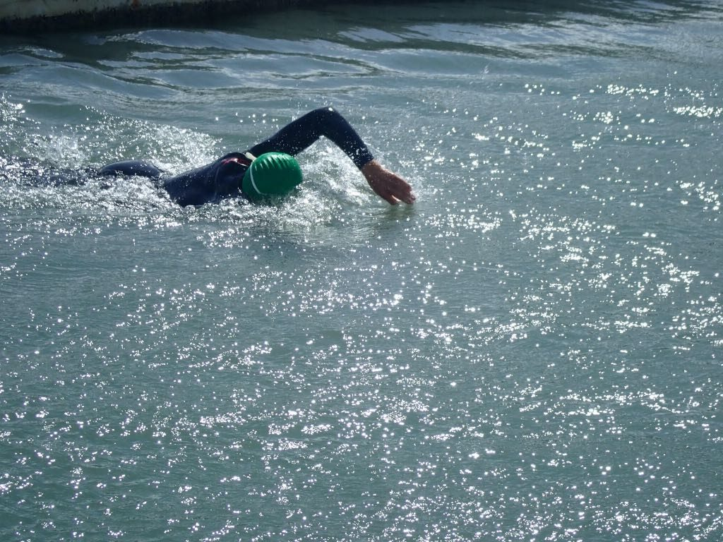 Braving the elements or finding peace, the allure of open water swimming is captivating