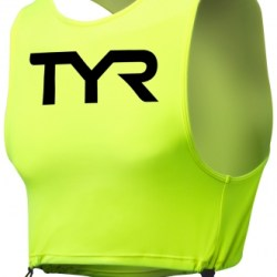 TYR Hi-vis Swimming Pinnie