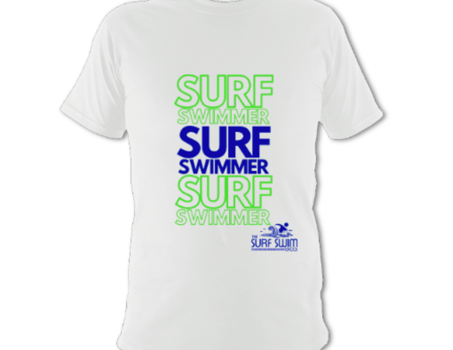 Surf Swimmer T-shirt